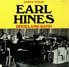 EARL HINES Dixieland Band album cover