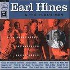 EARL HINES Earl Hines and the Duke's Men album cover
