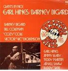 EARL HINES Earl Hines / Barney Bigard : Giants In Nice album cover