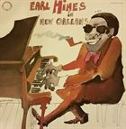 EARL HINES Earl Hines in New Orleans album cover