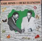 EARL HINES Earl Hines Plays Duke Ellington (4 LP set) album cover