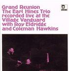 EARL HINES Grand Reunion album cover