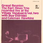 EARL HINES Grand Reunion Vol. Two album cover