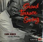 EARL HINES Grand Terrace Swing album cover
