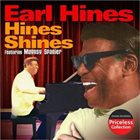 EARL HINES Hines Shines album cover