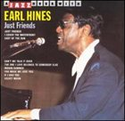 EARL HINES Just Friends album cover