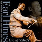 EARL HINES Live at Ratso's album cover