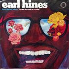 EARL HINES Live At The New School album cover