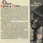 EARL HINES Once Upon a Time album cover