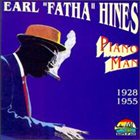 EARL HINES Piano Man: 1928-1955 album cover