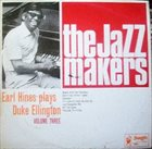 EARL HINES Plays Duke Ellington,Volume 3 album cover