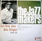 EARL HINES Plays Duke Ellington Volume Two album cover