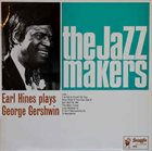 EARL HINES Plays George Gershwin album cover