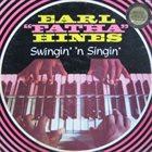 EARL HINES Swingin' 'n Singin' album cover