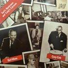 EARL HINES The Earl Hines Quartet  / The Cozy Cole Septet : Earl's Backroom And Cozy's Caravan album cover