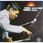 EARL HINES West Side Story album cover