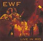 EARTH WIND & FIRE Live in Rio (aka Rio After Dark) album cover