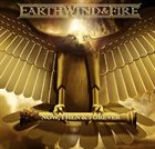 EARTH WIND & FIRE Now, Then & Forever album cover