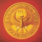 EARTH WIND & FIRE The Best of Earth, Wind & Fire, Volume 1 album cover