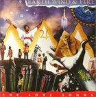 EARTH WIND & FIRE The Love Songs album cover