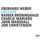 EBERHARD WEBER Colours album cover