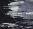 EBERHARD WEBER Résumé album cover