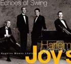 ECHOES OF SWING Harlem Joys album cover