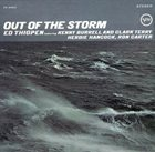 ED THIGPEN Out Of The Storm album cover