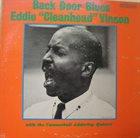 EDDIE 'CLEANHEAD' VINSON Back Door Blues album cover