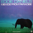 EDDIE DANIELS Memos From Paradise album cover