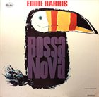 EDDIE HARRIS Bossa Nova album cover