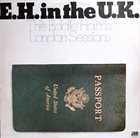 EDDIE HARRIS E.H. In The U.K. album cover