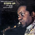 EDDIE HARRIS Steps Up album cover