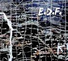 E.D.F. E.D.F. album cover