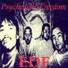 E.D.F. Psychedelic Freedom album cover
