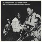 EDMOND HALL Edmond Hall, James P. Johnson, Sidney De Paris, Vic Dickenson : The Complete Blue Note Sessions album cover