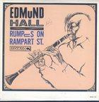EDMOND HALL Rumpus On Rampart St. album cover