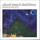 EDWARD SIMON Fiestas de Agosto (with David Binney) album cover