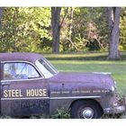 EDWARD SIMON Steel House album cover