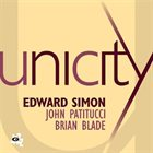 EDWARD SIMON Unicity album cover