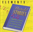 ELEMENTS Untold Stories album cover