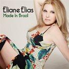ELIANE ELIAS Made in Brazil album cover