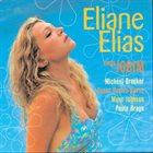 ELIANE ELIAS Sings Jobim album cover