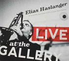 ELIAS HASLANGER Live at the Gallery album cover
