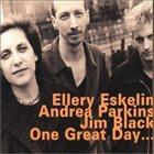 ELLERY ESKELIN One Great Day album cover