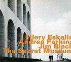 ELLERY ESKELIN The Secret Museum album cover