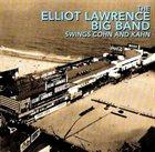 ELLIOT LAWRENCE Swings Cohn & Kahn album cover