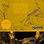 ELLIS LARKINS Duets album cover