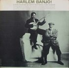 ELMER SNOWDEN Harlem Banjo! album cover