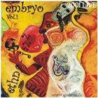 EMBRYO 2001 Live, Volume 1 album cover